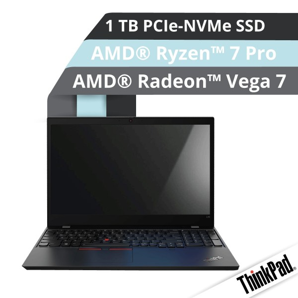 Lenovo™ ThinkPad® L15 Notebook Modell 20U8-S0AH