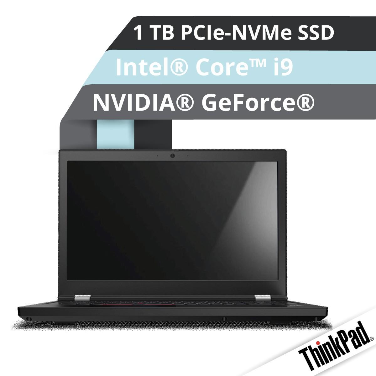 (EOL) Lenovo™ ThinkPad® T15g Notebook Modell 20UR-001G