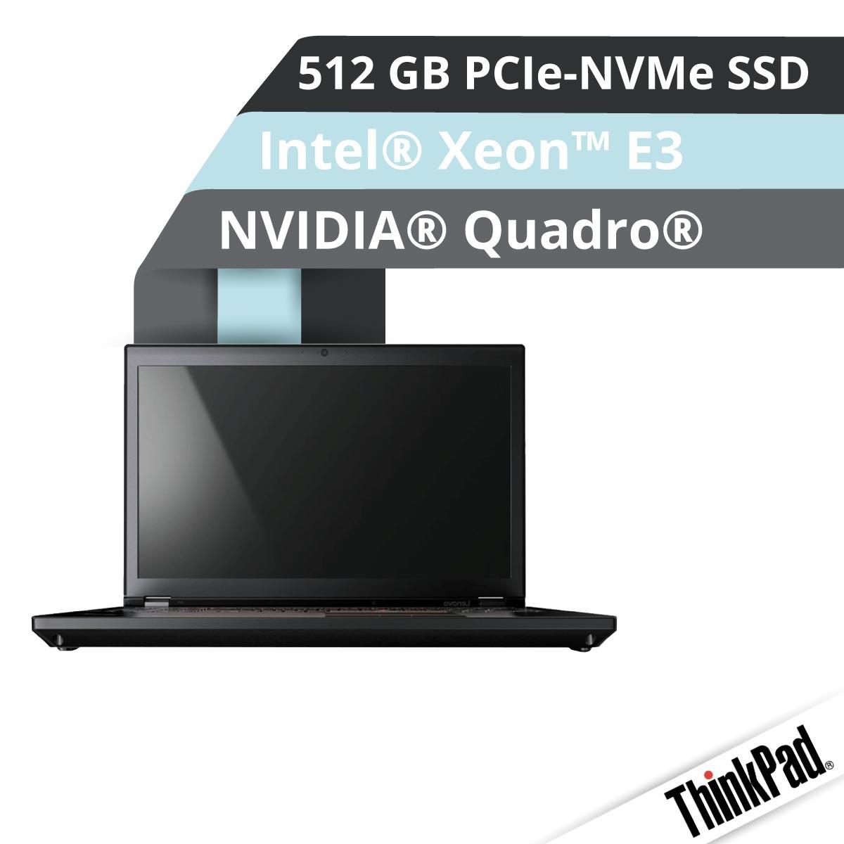 (EOL) Lenovo™ ThinkPad® P71 Workstation Modell 20HK-002K